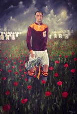 Bradford City Jimmy Speirs - 20'' x 30'' approx poster print